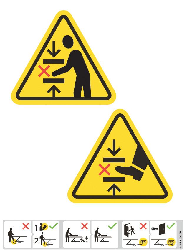 Safety Symbols Transmission Design